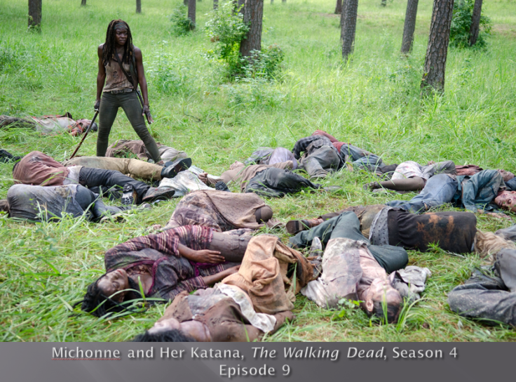 michonne-and-katana