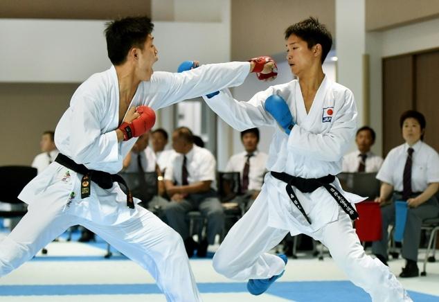 karate-olympics