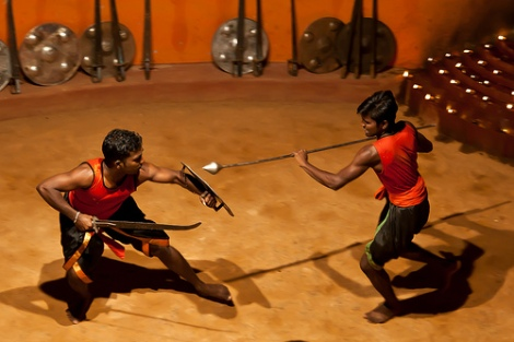 An Opportunity to Document the Indian MartialArts