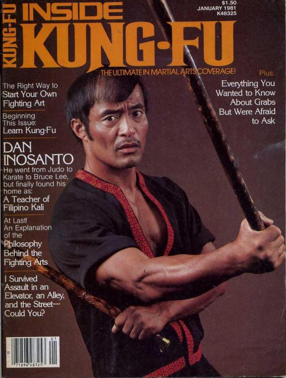 fb6ac18bb8b Dan Inosanto (1936-) A few consistent themes emerge when you examine the  development of the traditional martial arts within a global context over  the last ...