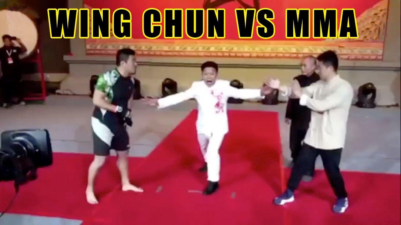 xu xiaodong mma vs wing chun  u2013 kung fu tea