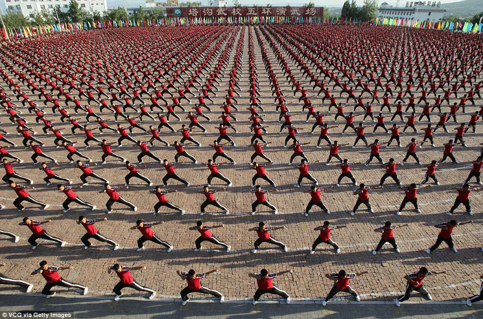 From the Journal: Psychological Collectivism in Traditional Martial Arts