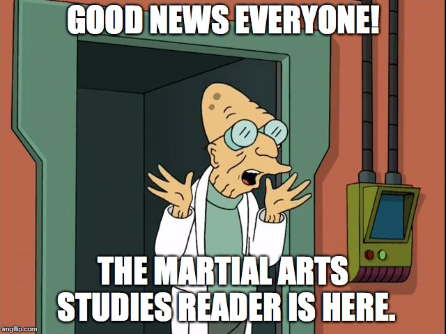 Performance Ethnography and the Martial Arts Studies Reader